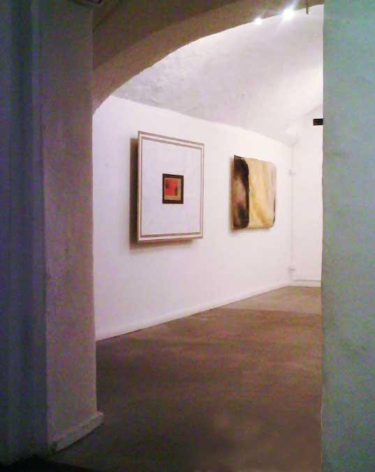"""Collettiva """"Visualizzazione Rapida"""" 16.04.2011"""