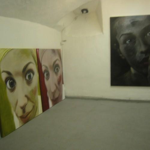 """Francesca Refrigeri """"Facce"""" 12.05.2007"""