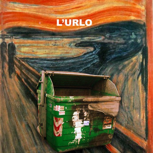 """Maurizio Semplice """"L'urlo"""" 12.01.2008"""