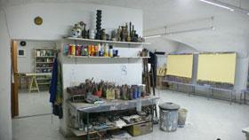 Laboratorio di disegno e pittura