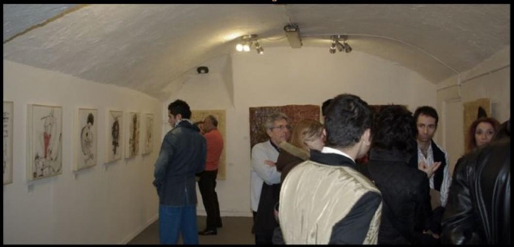 """Rino Sorrentino Rinedda """"Animali Fragili"""" 27.10.2007"""