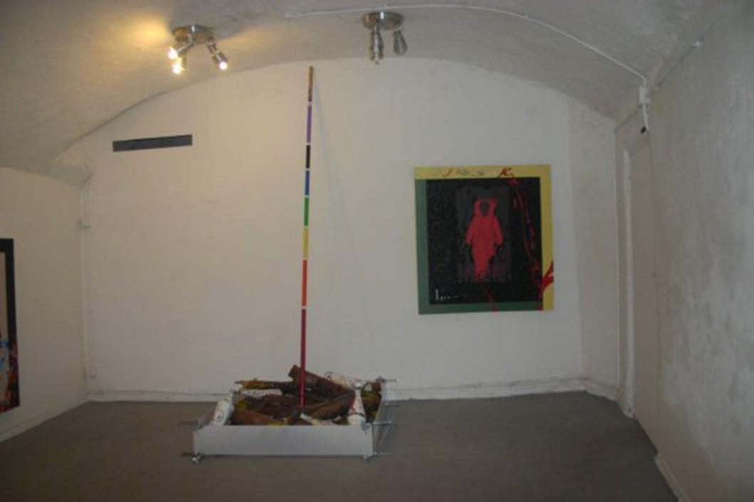 """Daniele Contavalli """"Re alfabeto"""" 01.04.2011"""