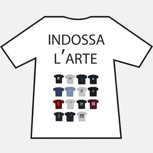 Indossa l'Arte ( T-Shirt-Art-Edizione limitata )